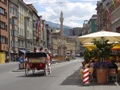 Fiaker carriage tours in Innsbruck